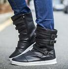 New Fashion Men's Casual High Top Sneakers Outdoor Athletic boots Shoes cool
