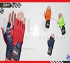MENS TABA WEIGHT LIFTING  GYM GLOVES BODY BUILDING WORKOUT TRAINING AND EXERCISE