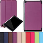Folio PU Leather Stand Case Smart Cover For Amazon Kindle Fire HD 8 2016 6th Gen