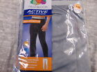 Fruit of the Loom Gray Active Collection Baselayer Bottom Men NWT