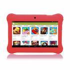 "NEW 7"" INCH KIDS ANDROID TABLET PC QUAD CORE 4.4 WIFI UK KIDS CHILD CHILDREN"