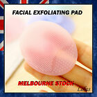 Face Wash Exfoliating Pad Silicon Cleaning Facial Scrub Cleanser