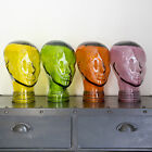 Kitsch Coloured Recycled Glass Mannequin Head Display Stand