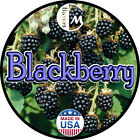 DIY Flavor Concentrates - BLACKBERRY - USP KOSHER - JUICE - LIQUID - WATER