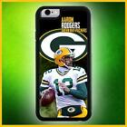 AARON RODGERS GREEN BAY PACKERS PHONE CASE COVER FOR IPHONE 7 6S 6 PLUS 6 5C 5 4 $14.99 USD on eBay