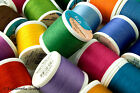YLI Soft Touch Cotton Thread 60 wt 2 ply TEX 18 on 250 yard spools - 27 Colors