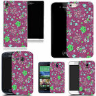 hard slim case cover for many mobiles - purple dendritic