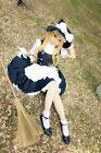 TouHou Project Kirisame Marisa Dress Cosplay Costume full set outfit  Free Ship
