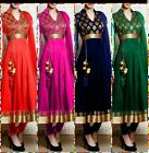 Bollywood Inspired : Party Wear Georgette Anarkali Suit - KANSI01