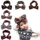 WOW Cute Toddler Bow Headband Hair Band Accessories Headwear For Baby Kids Girl