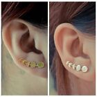 Sweep Wrap Jewelry Climber Moon Phases Ear Clip Cuffs  Earrings