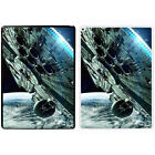 Star Wars Earth Approach Printed PC Case Cover For Apple iPad - S-T1908 £8.95 GBP