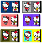 Hello Kitty Flowers Collectible iPad 2/3/4/Mini/Air Flip Case Stand 6 Colors