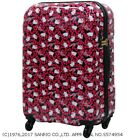 Hello Kitty Travel Luggage Suitcase Carry On Bag Suit Case Purse Japan T4165