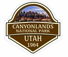 Canyonlands National Park Sticker Decal R841 Utah You Choose Size