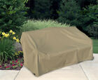 Waterproof Outdoor Patio Furniture Sofa Three-Seat Oversized Cover Protection