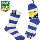 Canterbury Bulldogs Official NRL Ladies & Youth Bed Socks