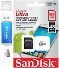 SanDisk 64GB Ultra MicroSD SD Class10 Memory Card for GoPro Hero7 Session Drone