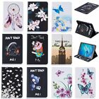 Beautiful Pattern Flip Stand Case PU Leather Cover For Apple iPad/Samsung Tab