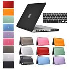 Rubberized Hard Case Shell For Mac Macbook Pro 13 13.3 Laptop Bag Cover Keyboard