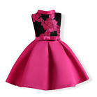 Girl Princess Dress Kid Party Pageant Wedding Formal Dresses 3 4 5 6 7 8 9