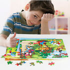 Wooden 60 Pieces Kid's Puzzle Baby Intelligence Early Childhood 3-7Year Old Toys
