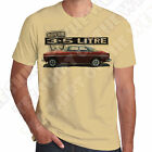 Burgundy Rover 3.5 P5B coupe T-shirt 100% Cotton 7 colours of Tee to choose