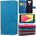 Magnetic Flip Leather Wallet Card Stand Strap Case Cover For LG G5 Phone Shell