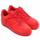 Mens Nike Air Force 1 '07 LV8 Trainers - Triple Red - 718152 601 - UK 6, 9