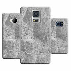 hard durable case cover for many mobile phones - marble design ref q368