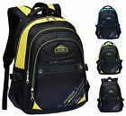 New Good Quality Thick Canvas Students Backpack Rucksack School Bag scbag434445