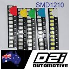 SMD LED 1210 3528 White Blue Red Green Pink Yellow | 10x 25x 50x 100x | AUS LEDS