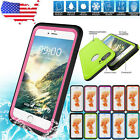 US Durable Waterproof Shockproof Protective Case Cover For Apple Iphone 7 7 Plus