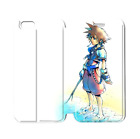 Kingdom Hearts X style coolest phone shell case for Iphone 5s /5c/6/4s WE721