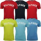 Mens T-Shirt by Tommy Hilfiger Short Sleeved