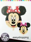 Mickey Minnie Mouse Character Large Helium Foil Balloons For Birthday kids party