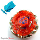 Beyblade Metal Masters LOT Fusion+Blue/Black String Bey Launcher GIFTS FREE SHIP