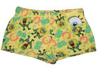 NEW SPONGEBOB SQUAREPANTS SUPER SOFT PLUSH FLEECE MINI SHORT GIFTS L