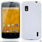 S-Line TPU Gel Soft Silicone Case High Quality for Series Nexus Models