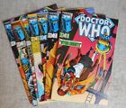 Doctor Who American Marvel Comic Issues 1 - 12: Near Mint