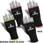 Boxing Inner Gloves Martial Arts Muay Thai Hand Wraps Fist Protective - M-L-XL