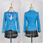 Ensemble Stars cosplay costume uniform female