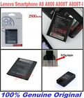 """Genuine BL229 2500mAh Battery + Charger for 5"""" Lenovo Smartphone A8 A806 A808T"""