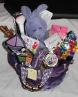 Colorful Spring Summer Teen Accessories Gift Basket Birthday Easter Get Well