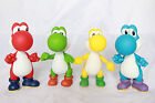 """Super Mario Brothers 5"""" Yoshi Action Figure Kids Toys Cake Decoration Toppers"""