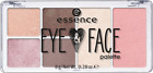 Essence Cosmetics Palette for Eyes and Face Eye Shadow, Blush and Highlighter-8g