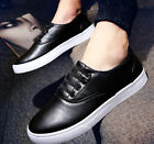 New Men's new loafers casual shoes pu leather breathable shoes