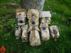 British Army MoD Issue Desert Camo Pouches, Webbing, Airsoft, Utility Mixed Type