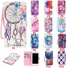 Flip PU Leather Case Stand Wallet Cover For Samsung S4 S5 S6 S7 Edge J3 J5 A3 A5