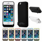 4200mah Battery Charger Case Cover Power Bank For Iphone 5/5s/5c/se